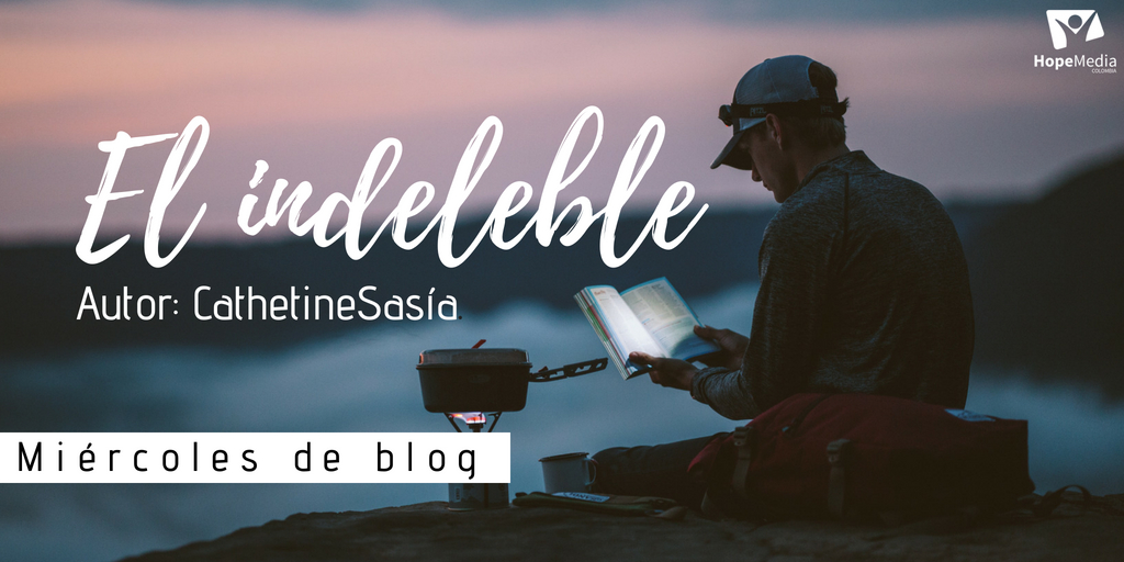 Blog: El indeleble