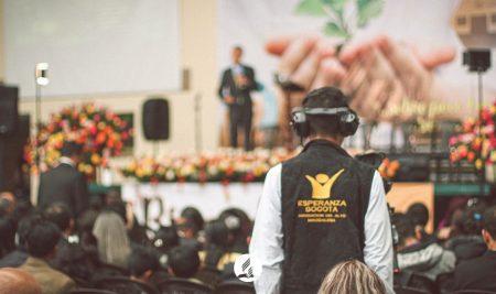 Más de 1000 lideres reunidos en el Congreso de Mayordomía en Bogotá